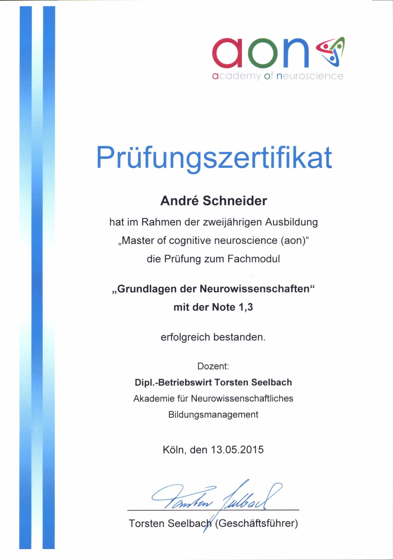 """Andre Schneider, Kundengewinnungscoach und Experte für Neuromarketing, Gehirngerechte Kundengewinnung und """"Kundengewinnung und Akquise mit Neuromarketing"""""""
