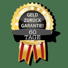 60-Tage-Geld-Zurück-Garantie
