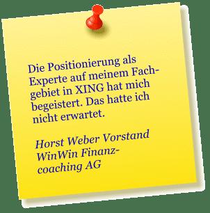 Horst Weber