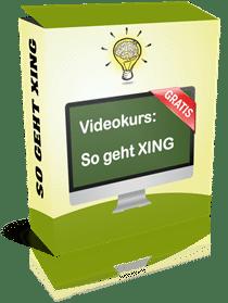 Videokurs So geht Xing