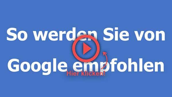 Video-Tipp So werden Sie von Google empfohlen